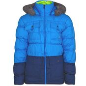 Adidas Winterjacke DOWN JKT FUR O03552