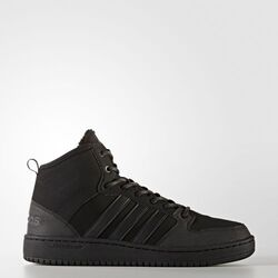 Кроссовки Adidas CLOUDFOAM HOOPS WINTER MID
