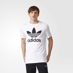 Adidas ФУТБОЛКА ORIGINALS TREFOIL