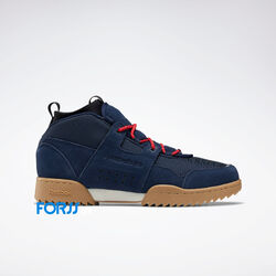 КРОССОВКИ REEBOK WORKOUT PLUS RIPPLE BOOT m