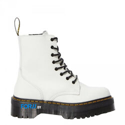 Ботинки DR. MARTENS JADON WHITE POLISHED SMOOTH