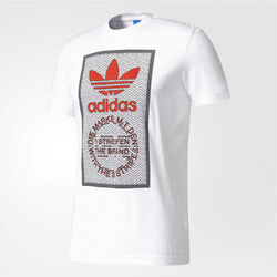 Adidas Og Trefoil Tongue Graphic SS Tee