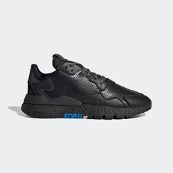 Кроссовки Adidas NITE JOGGER leather