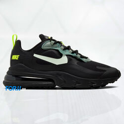 Кроссовки Nike Air Max 270 React (black,grey)