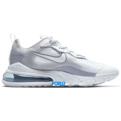 КРОССОВКИ NIKE AIR MAX 270 REACT (White Pure Platinum)