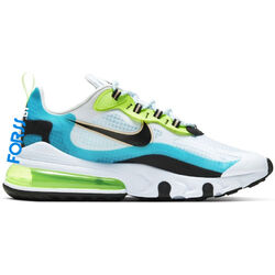 КРОССОВКИ NIKE AIR MAX 270 REACT (White Blue)
