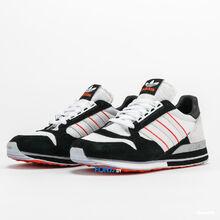 Кроссовки Adidas Originals Zx 500 (White-black)