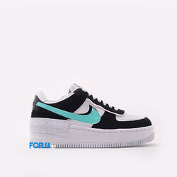 Кроссовки NIKE WMNS AIR FORCE 1 SHADOW (White-black)