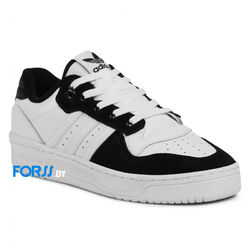 Кроссовки Adidas Rivalry (Black-White)