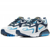 Кроссовки Nike Air Max 200 (White-blue)
