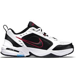 Кроссовки Nike Air Monarch IV (White/Black/Red)