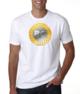 Купить Футболка Bitcoin White (Изображение 1)