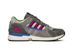 Кроссовки Adidas Consortium x Overkill ZX 10.000 C  G26252