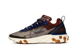 Кроссовки Nike React Element 87  AQ1090 200