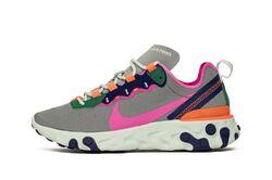 Кроссовки Nike Wmns React Element 55  BQ2728 006