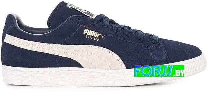 0183c25b8287 Купить кроссовки Кроссовки Puma Suede Classic + 35656851 в Минске