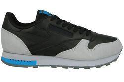 Кроссовки Reebok CL LEATHER GREY BD4414