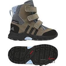 Кроссовки Adidas NANUTAH SNOW CF PLI