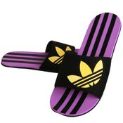 Adidas TREFOIL SLIDE TEXT G44058